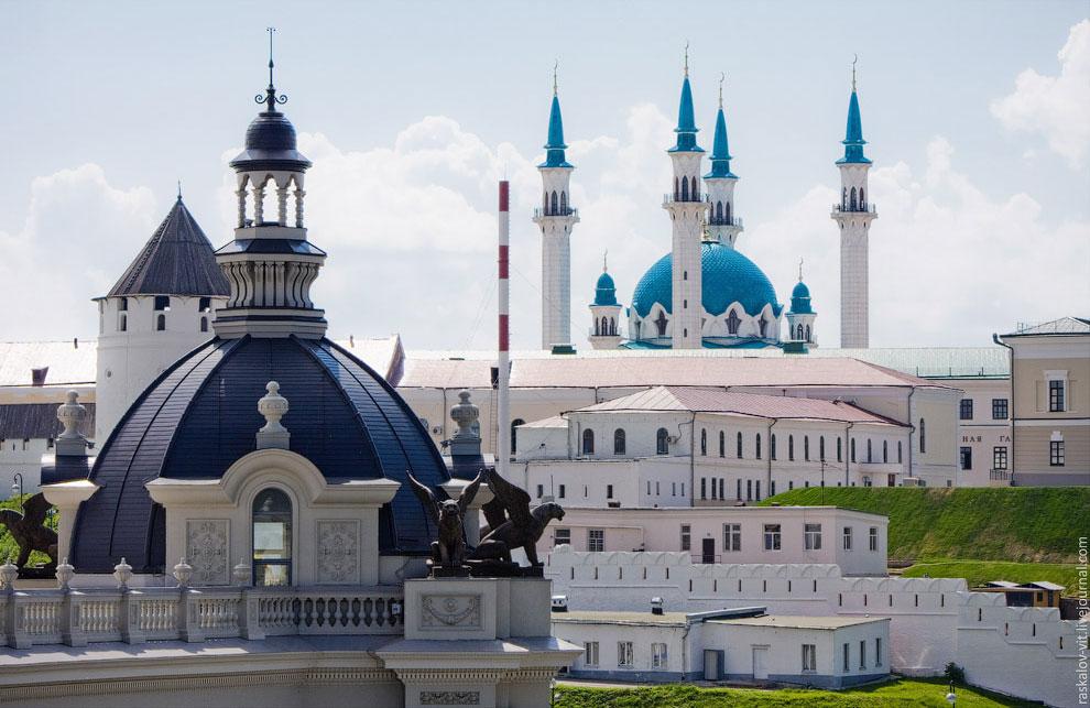 Казань — Самара — достопримечательности